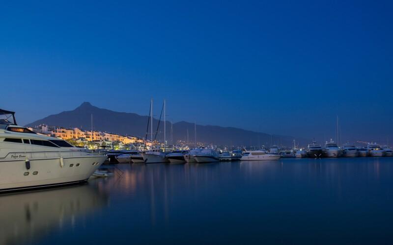 Marbella is the metropolis of the Costa del Sol