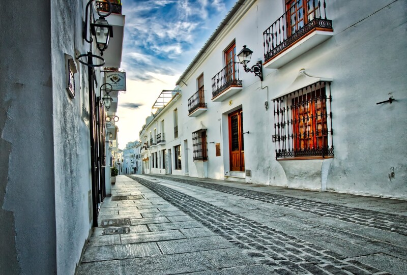 Mijas is on the surface Costa del Sol's largest municipality